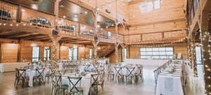 Inside Indiana's best barn wedding venue