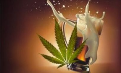 Image result for Blue Moon's Brewer Launching Marijuana-Infused 'Beer'