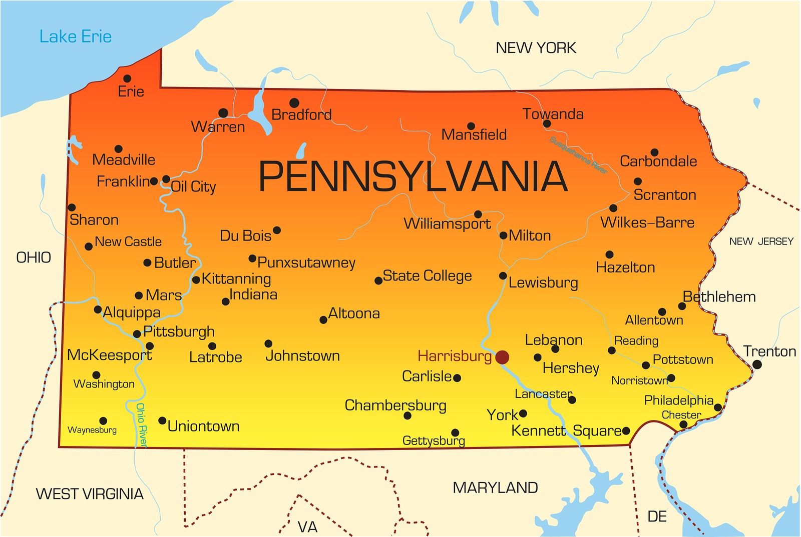 Image result for pennsylvania