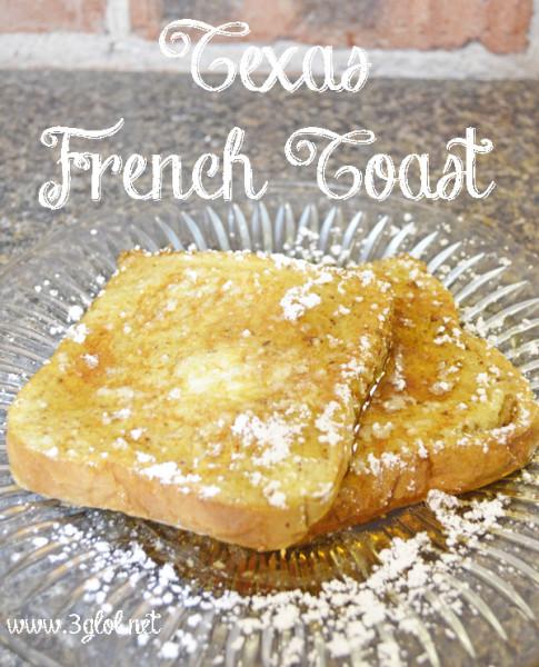 Toast French Toast #frenchtoast #texastoast #breakfast