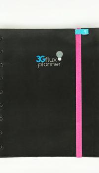 3G Flux Planner Elastic Band and Pen Holder