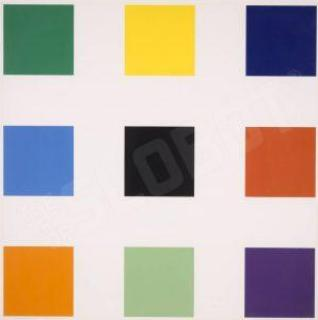 ellsworth kelly slobot inspiration 1960s three