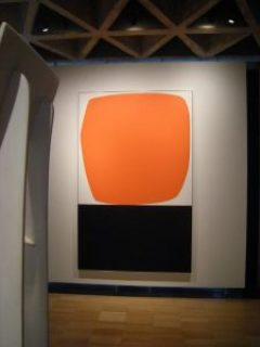 ellsworth kelly slobot inspiration 1960s five
