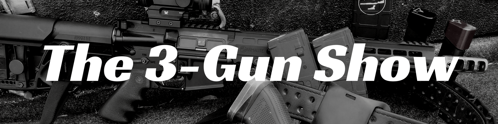 The 3-Gun Show