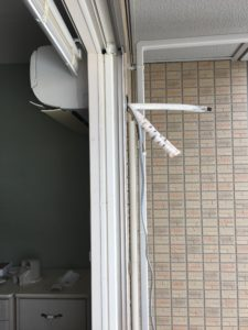 エアコン移設工事の注意点。補助配管は大丈夫?小倉南区にて