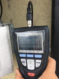 岡垣町公園通りは良好な地デジ電波受信ができるのでデザインアンテナ設置可能。