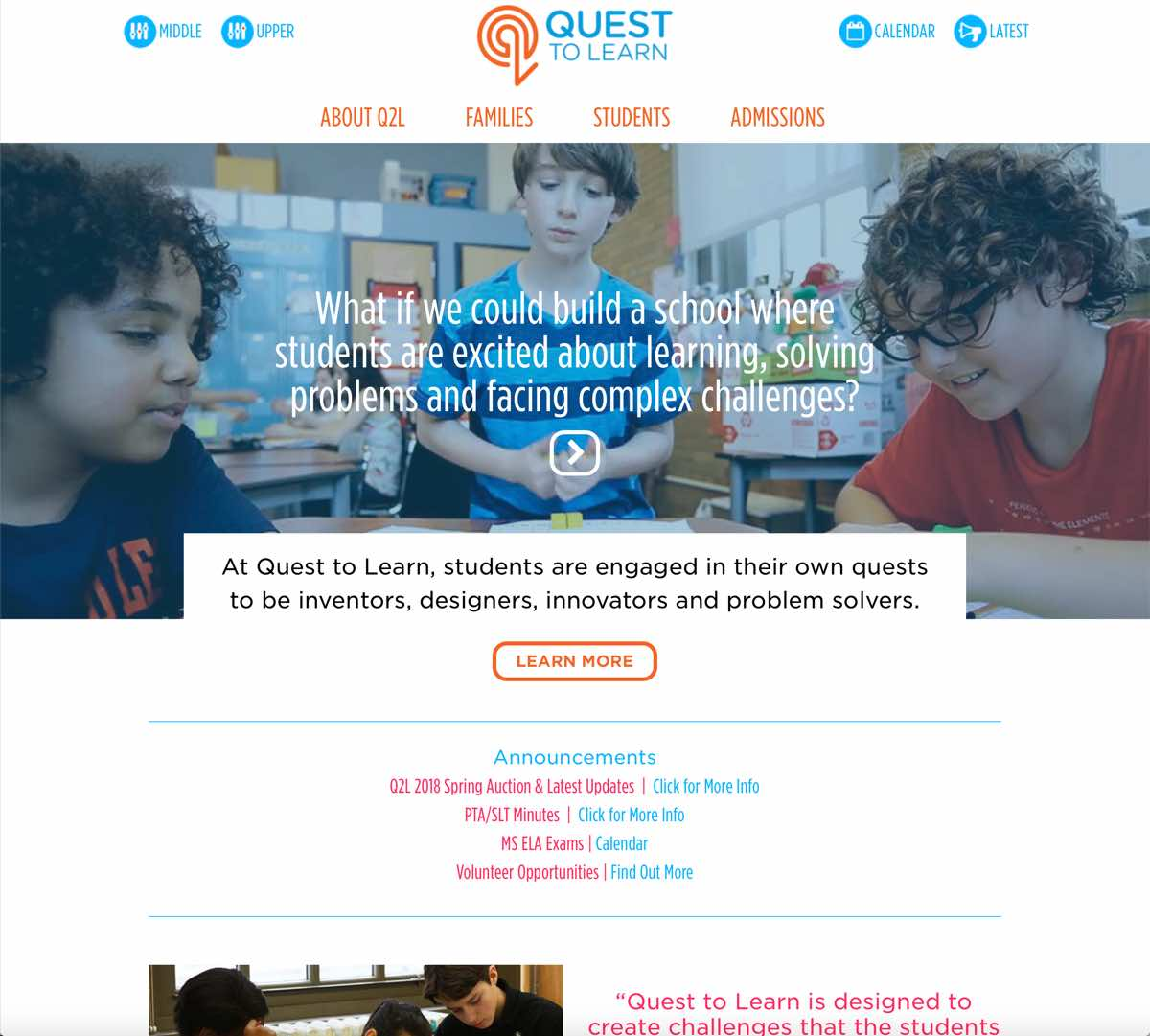 Quest to learn: exemple de gamification pour l'enseignement