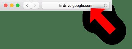 URL Google Drive
