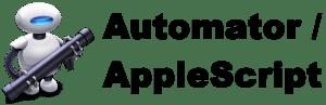 logo Automator & AppleScript