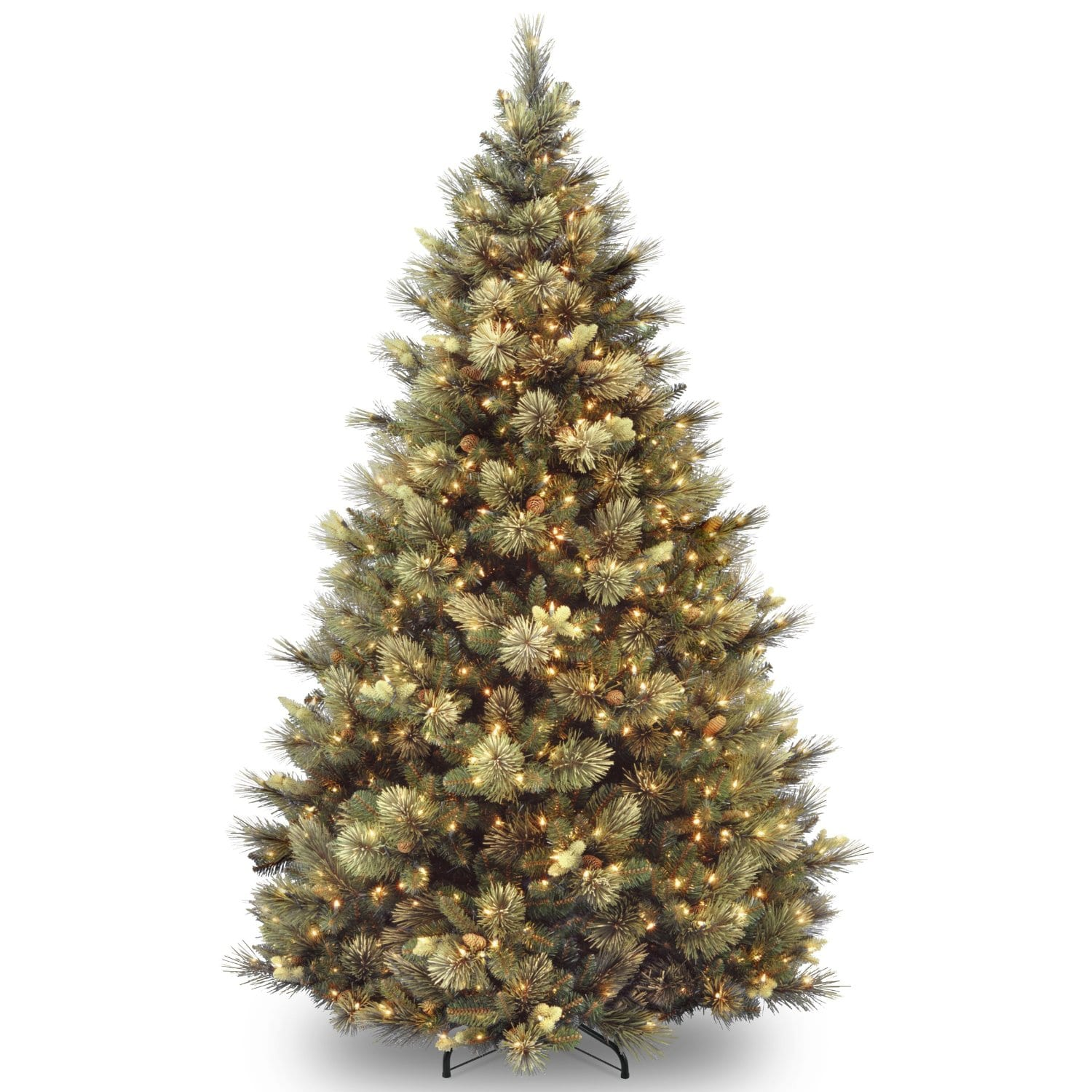8 Best Fake Amp Artificial Christmas Trees In 2018 Pre Lit