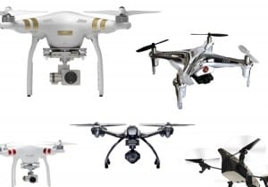 8 Best Selling Drones & Quadcopters For 2017