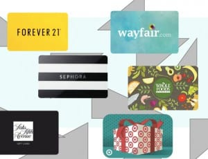28 Best Gift Card Ideas Perfect for Christmas and Beyond!
