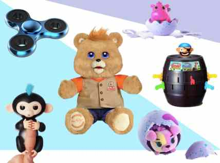 Best New Toys For Christmas 2017 - Popular Hottest Toy of 2018
