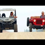 1946 Willys Jeep vs John Deere Gator! – Dirt Every Day Ep. 20