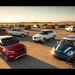 2012 Motor Trend SUV of the Year  – Competition Overview