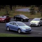 2012 Toyota Camry – First Look