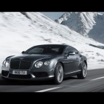 2013 Bentley Continental GT V8 Laps Navarra Race Circuit! – Ignition Episode 12