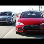 2014 Tesla Model S vs 2014 Mercedes-Benz S550! – Head 2 Head Ep. 54