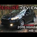2016 Honda HR-V – Redline: Review