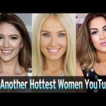 Another Top 10 Hottest Women YouTubers – TopX