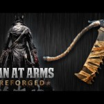 Bloodborne Saw Cleaver – MAN AT ARMS: REFORGED