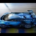 Bugatti Vision Gran Turismo revealed at Frankfurt IAA 2015
