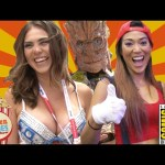 Comic-Con 2015: Cheating Death with Groot, Hot Cosplayers, & More!!