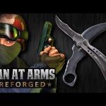 Counter-Strike Knife Challenge – MAN AT ARMS: REFORGED
