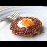 Crispy Farro Cakes Recipe – How to Make Farro Cakes
