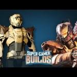 DESTINY THE TAKEN KING TITAN ARMOR – SUPER GAMER BUILDS