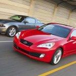 Drag Race – Genesis Coupe, 370Z, Mustang GT
