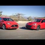 Ford Focus ST vs Mazdaspeed3! – Head 2 Head Episode 28