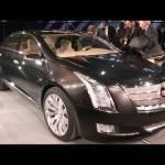 Future Cadillac Flagship – Cadillac XTS Platinum Concept