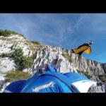 GoPro: Uli Emanuele Wingsuits Down Italy Mountainside