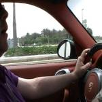 Hasan Kutbi Testing Porsche  911TT  Jeddah 5
