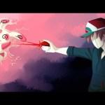 Kiwa Draws: Pokémon Trainer Cry SPEEDPAINT