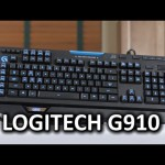 Logitech G910 Gaming Mechanical Keyboard – Romer-G Switches