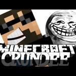 Minecraft: CRUNDEE CRAFT | MOON = LIFE TROLL!! [35]