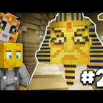 Minecraft – TIME TRAVELLERS! – KING TUTS! #21 W/Stampy & Ash!
