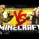 Minecraft: TITANS LUCKY BLOCK CHALLENGE | Chicken Fights!!
