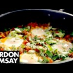 North African Poached Eggs – Gordon Ramsay