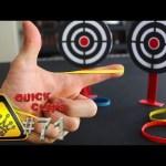 QC#71 – Rubber Band Hand Gun