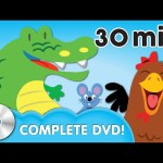 Super Simple Songs – Animals | Complete DVD | Animal Songs for Kids