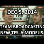 The WAN Show – STEAM Game Broadcasting, New Model S & ATT Digs, 2014