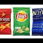 Top 10 Potato Chip Flavors
