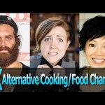 Top 10 YouTube Alternative Cooking Channels  –  TopX Ep.14