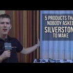 Top 5 products nobody asked for – and one that they did – Silverstone Booth CES 2016