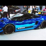 Tuner Cars and a 1200 Horsepower Nissan GT-R! – 2014 SEMA Week Ep. 2