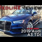 2015 Audi A3 TDI – Redline: Review