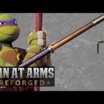 All TMNT Weapons Combined into One – MAN AT ARMS: REFORGED